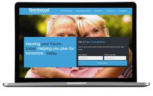 Insurance Website Design Theme