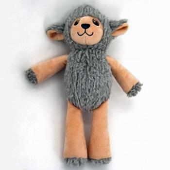 Best Pet - Farm Buddies - Plush Sheep Dog Toy