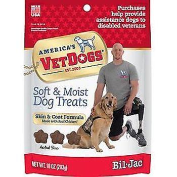 Bil Jac America's VetDogs® Treats