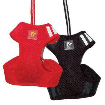 Dogo easygo small dog step in mesh harness