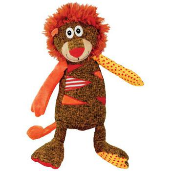 Kong Patches Lion small Dog Toy