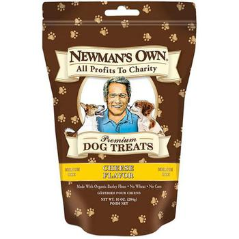 Paul Newman's Cheese Flavor Small Size Dog Treats