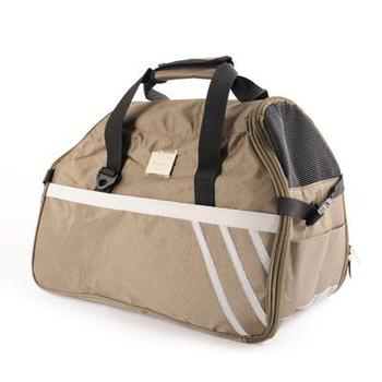 brown dogo sports dog carrier