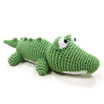 Dogo Alligator Dog  Toy