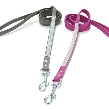 vip bling dog lead