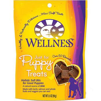 Wellness Soft Puppy Bites Lamb Treats