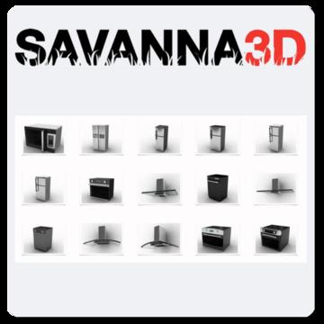 SAVANNA3D R5 - 3DM Gallery