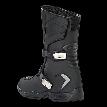 9 Black Cortech Turret Boots