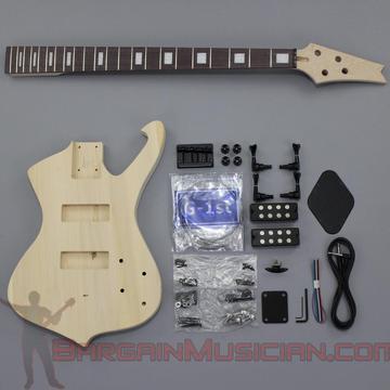 warehouse direct diy guitar bass kits finished guitars and basses bk. Black Bedroom Furniture Sets. Home Design Ideas