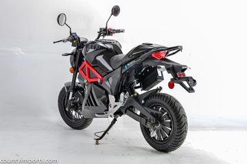 2000 Watt Electric Skyhawk Motorcycle