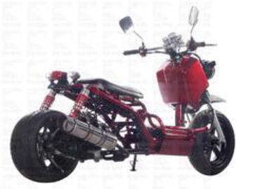 Get your BULLSEYE ON TARGET  with this 49cc Trike! - Free Shipping!