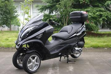 Reverse three wheel trike for sale at countyimports.com