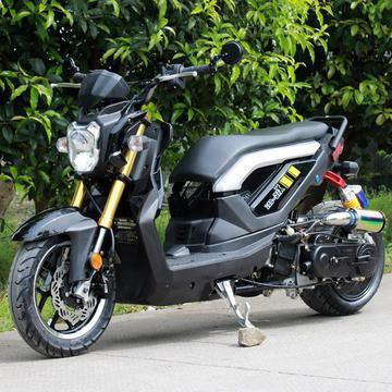 Zummer 50cc Gas Motor Scooter  Automatic  Pre-Assembeld