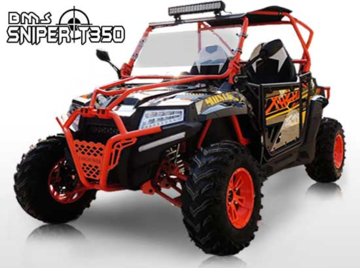 BMS SNIPER T 350 UTV for sale https://countyimports.com