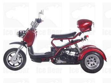 3 Wheel Trike Motorcycle!