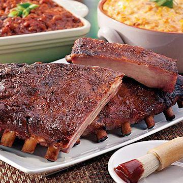 BBQ Rib Delivery
