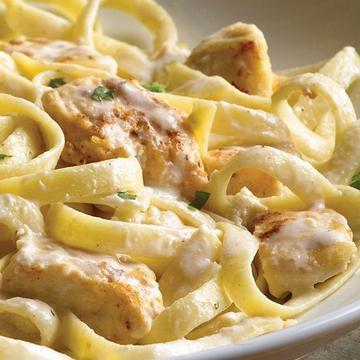 Chicken Fettuccine Alfredo Delivered