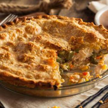 Chicken Pot Pie - Comfort Food
