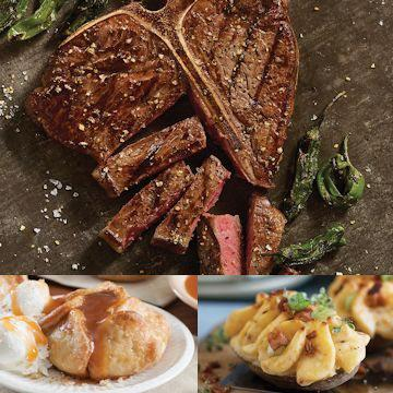 T-Bone Steaks Online