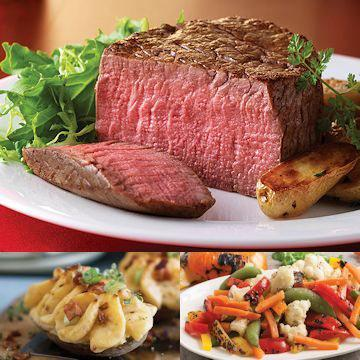 Send the Ultimate Filet Mignon Dinner