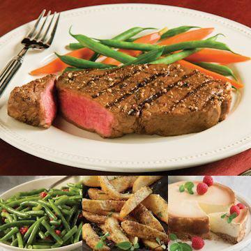 Steak Dinner Delivery