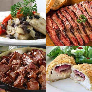 Complete Senior Meals