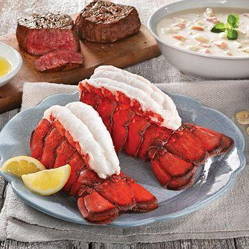 Steak and Lobster Dinner Delivery