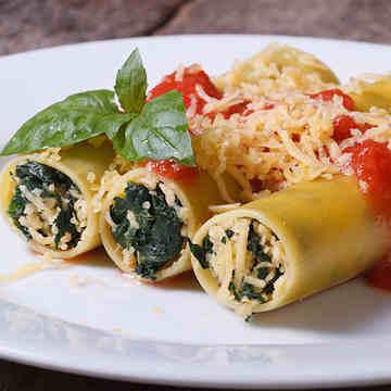 Gourmet Pasta Dinner