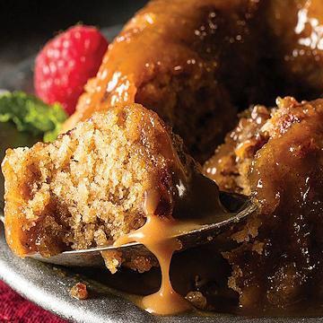 Pudding Cake Dessert
