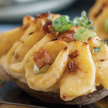Stuffed Baked Potatoes