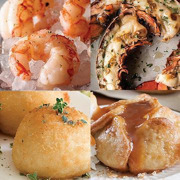Seafood Meals Online