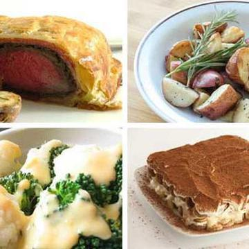 Beef Wellington Holiday Dinner