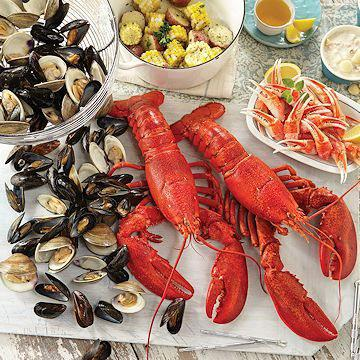 Boston Lobsters Delivered to you Door