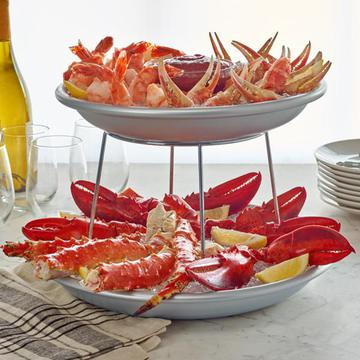 Seafood Tower Shipped