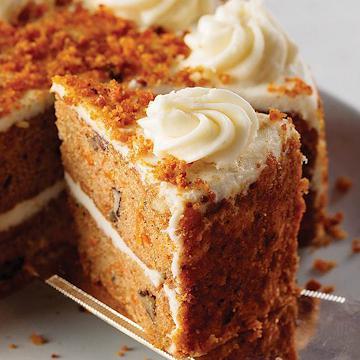Gourmet Carrot Cake