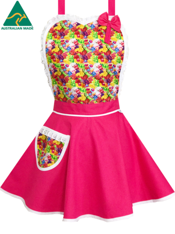 miss lolly apron