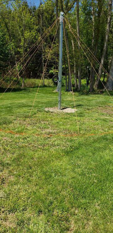 Hobby Hop Pole