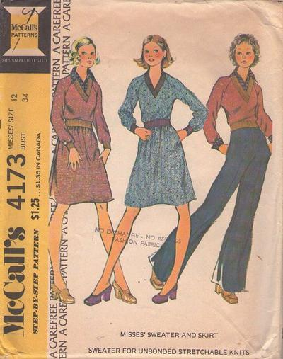Totally Groovy Modern Nails With A Mod Flair: MOMSPatterns Vintage Sewing Patterns