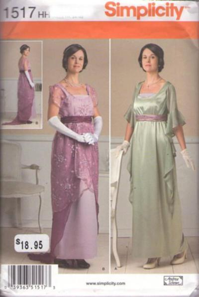 Momspatterns Vintage Sewing Patterns Simplicity 1517 Retro 2013