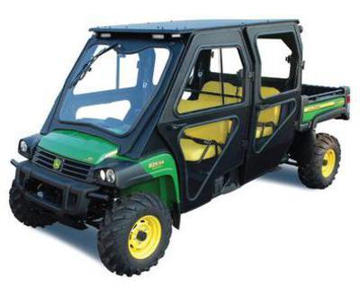 John Deere Utv >> John Deere Gator Xuv 825i S4 All Steel Cab 1gtrxuv4