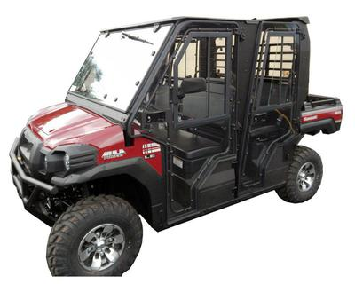 Kawasaki Mule PRO FXT Deluxe Cab Enclosure By HardCabs (5210)