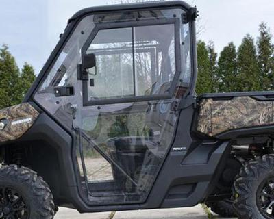 Utv Headquarters Can Am Defender Door Set By Dfk