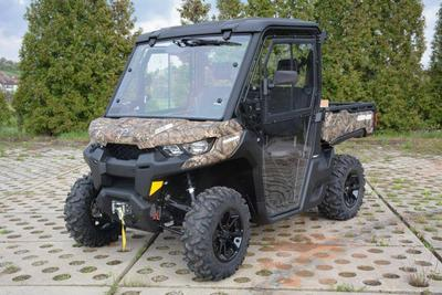 Utv Headquarters Can Am Defender Deluxe Cab System By
