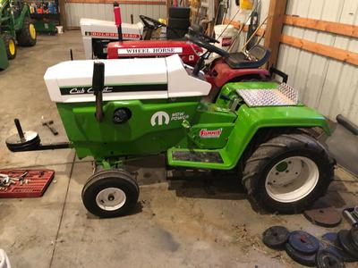 Equalizer Garden Tractor Pulling Classifieds