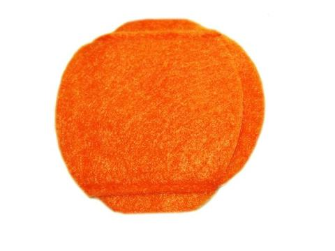 Orange Eye Patch for Adult