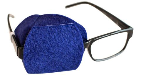 Royal Blue Eye Patch for Adult