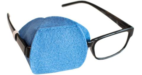 Sky Blue Eye Patch for Adult