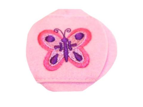 Child Sized Butterfly Eye Patch - Childrens Eye Patch for Glasses