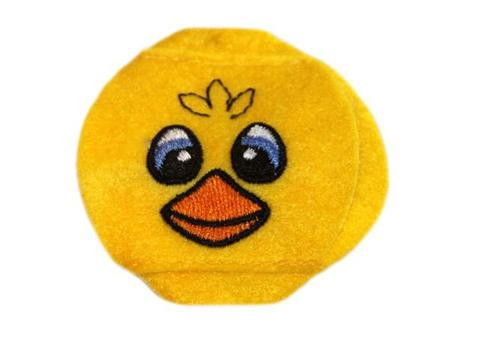 Child Sized Chick Face Eye Patch - Childs Eye Patch for Glasses