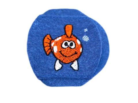 Child Sized Fish Eye Patch - Childrens Eye Patch for Glasses